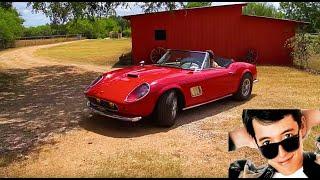 THE ACTUAL Ferris Bueller's Ferrari 250 GT California is FOR SALE