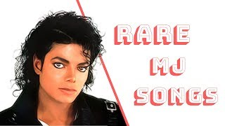 Michael Jackson - Rare Snippets Compilation | Unreleased Songs and Demos