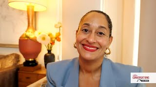 Conversations at Home with Tracee Ellis Ross of THE HIGH NOTE