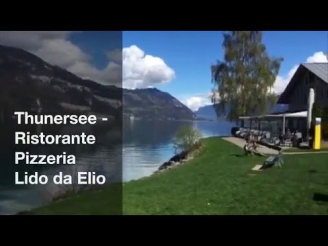 Tour/Trip/Journey from/von Basel to/nach Interlaken & Thunersee (Schweiz/Switzerland)