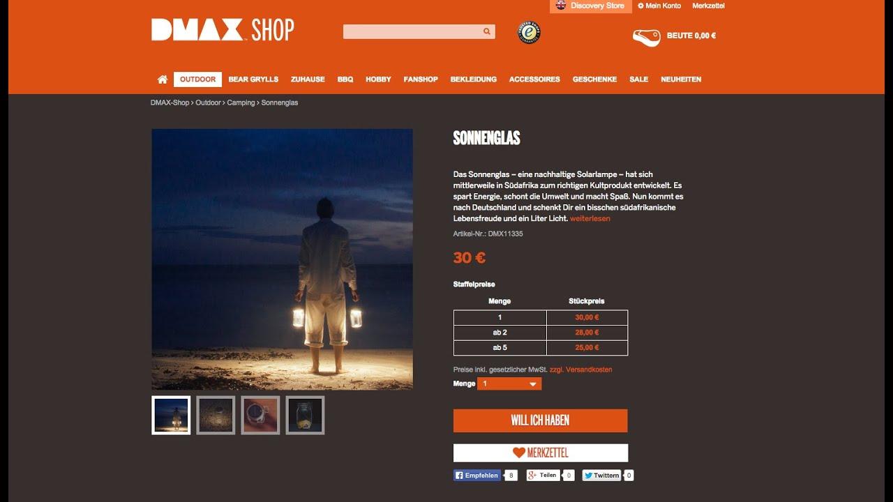 Dmax/Shop