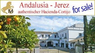 for sale: Cortijo, Finca, country property, Jerez, Cadiz, Andalusien, Reitimmobilie zu verkaufen