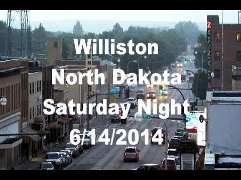 Williston Saturday Night 6/14/2014