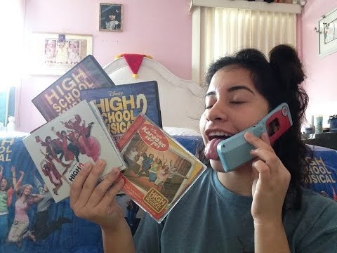 MY HIGH SCHOOL MUSICAL COLLECTION !