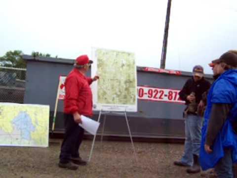 South Lyon, MI 2009 Boy Scout Storm Water Drain Clean Up