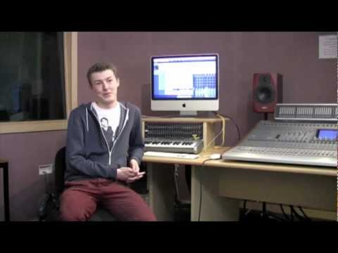 Kidderminster College - Music Technology Courses