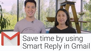 Smart Reply for Gmail | The G Suite Show
