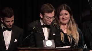 2019 Student Academy Awards: Omer Ben-Shachar - Narrative Bronze Medal