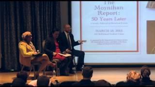 Kutztown University, The Commission on the Status of Minorities, The Moynihan Report, Panel 4