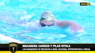 Marcelo Mustacciolo - Coordinador de Natación - Club Obras (31-05-2017)