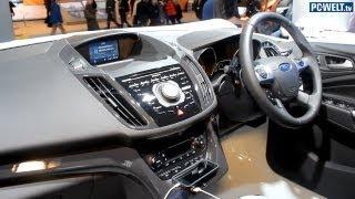 MWC 2013: Sprachsteuerung im Auto - Ford Sync AppLink vorgestellt