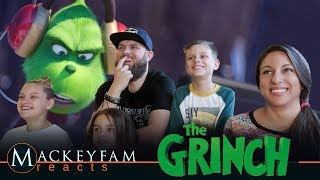 THE GRINCH- Final Trailer- REACTION and REVIEW!!!