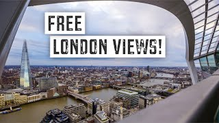 best free and cheap views of london budget travel guide