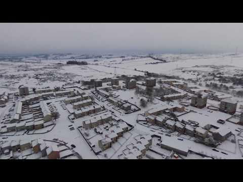 Port Glasgow Snow Day