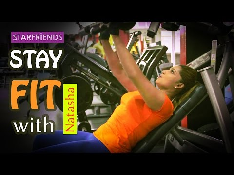 Stay Fit with Natasha Rathnayake