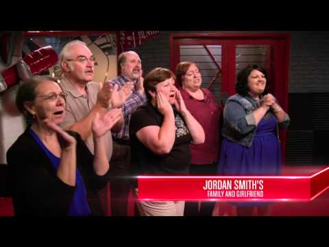 "The Voice 2015 Blind Audition   Jordan Smith  ""Chandelier"