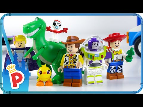 Repeat Toy Story 4 Movie Mcdonalds Happy Meal Toys 2019 By Masons