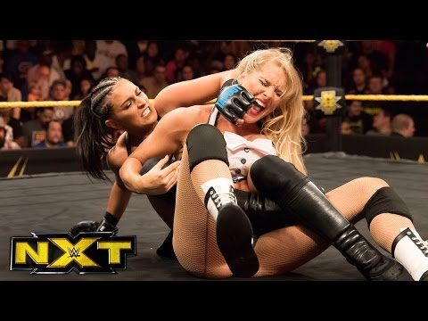 Sonya Deville vs. Lacey Evans: WWE NXT, May 17, 2017