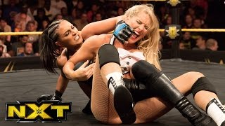 Sonya Deville vs Lacey Evans WWE NXT May 17 2017