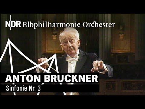 Günter Wand dirigiert Bruckners Sinfonie Nr. 3 | NDR