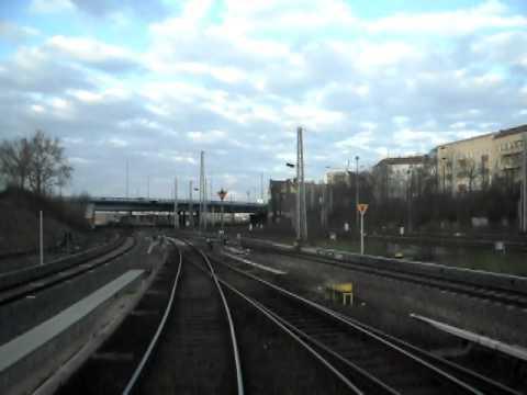 Bereitstellung aus dem Bw Friedrichsfelde zum Bhf. Lichtenberg S-Bahn Berlin