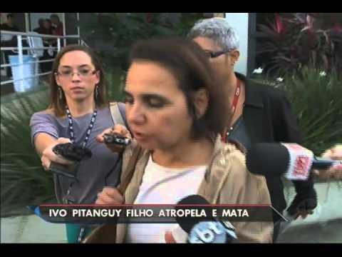SBT Brasil (21/08/15) Filho do cirurgião Ivo Pitanguy atropela e mata operário no Rio