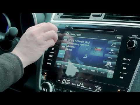 Subaru  Presets Radio/Music Lists