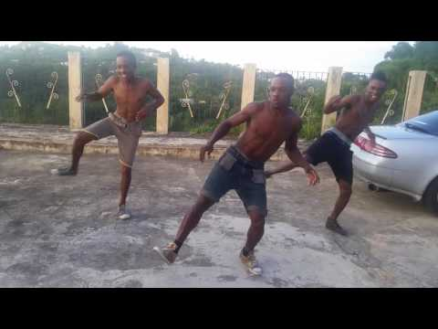 Vybz Kartek- Who Trouble Dem Ft explosive Dancers