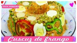 CUSCUZ DE FRANGO