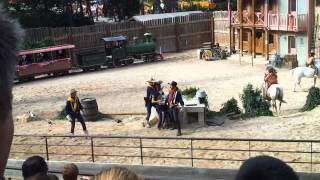 Ok corral Spectacle cowboy 2013