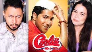 COOLIE NO. 1 | Honest Nepotism Discussion & Trailer Reaction | Varun Dawan | Sara Ali Khan