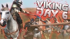 11 vs 41 BUT we have an AMAZING NEW AXE! (Mount & Blade 2: Bannerlord - Viking Day 6)