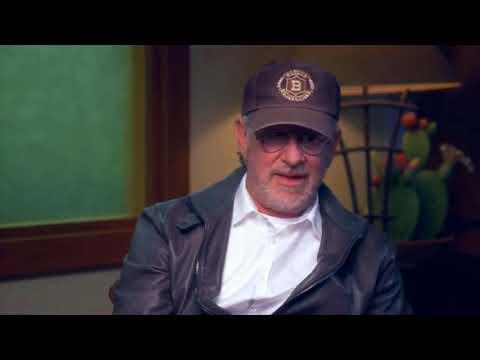 Steven Spielberg on John Ford