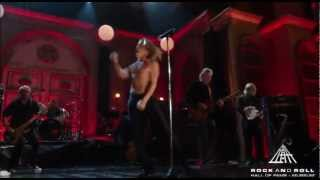 "The Stooges Perform ""Search and Destroy"" Live at the 2010 Hall of Fame Inductions"