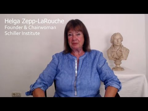 Helga Zepp-LaRouche addresses Manhattan: Bring the US into the Silk Road Now