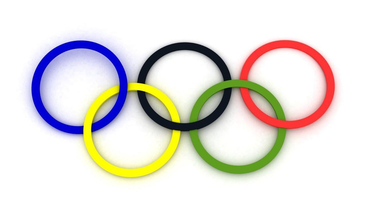 3D olympics 2020-OLYMPICS LOGO using adobe illustrator ... Olympic Rings 2020