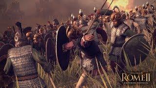 Total War ROME II - 7 Колхида (Легенда/война со всеми)