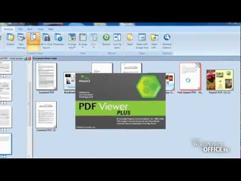 WordPerfect® Office and Nuance® PaperPort® 12 SE - YouTube
