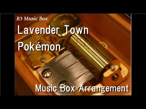 Lavender Town/Pokémon [Music Box]