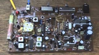 Amostra Curso de Conserto e Calibração de Rádio