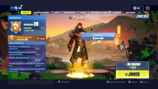 Fortnite bug at party launch: a network error occurred