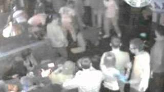 Surveillance camera video of Johnny's Hall of Fame fight, Nov. 6, 2011