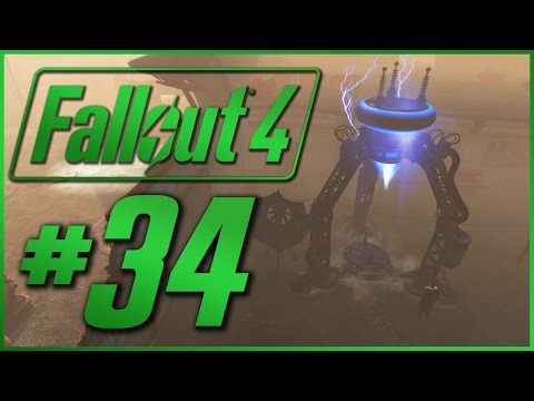 """The Unraveling of Zed in the Wasteland #34 - """"Fancy Lazer Displacement Gizmo"""" - Fallout 4"""