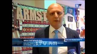 Сольник Армстайл 17 мая 2015 репортаж 1 канал
