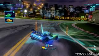 Cars 2: The Video Game | Carla Veloso - Vista Run! | WhitePotatoYT!