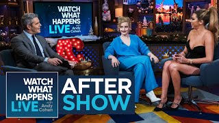 After Show: Julia Garner Says 'Dirty John' Is Scary | WWHL