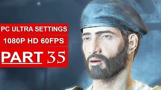 Fallout 4 Gameplay Walkthrough Part 35 [1080p 60FPS PC ULTRA Settings] - No Commentary