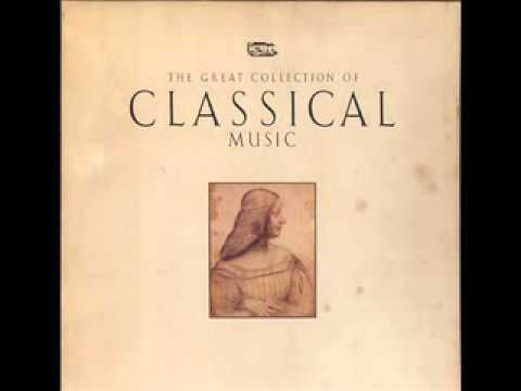 List the best of classical music top 100 (part 1/5)
