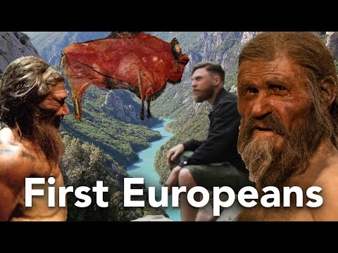 Who were the first Europeans?