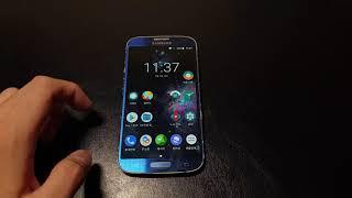 갤럭시 S4 LTE-A 리니지OS 15.1 간단한 사용…
